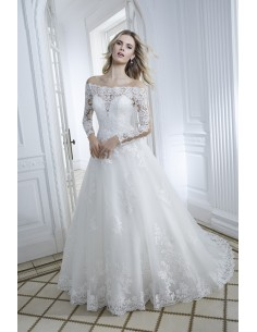 Wedding dress 202-36 - The...