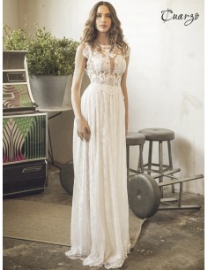 Wedding dress CUARZO -...