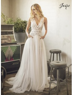 Wedding dress JASPE - Jordi...