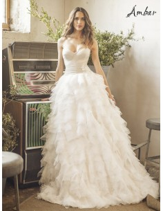 Wedding dress AMBAR - Jordi...