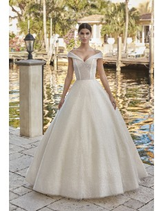 Wedding dress 1055 - DEMETRIOS