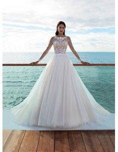 Wedding dress 8036 - DEMETRIOS