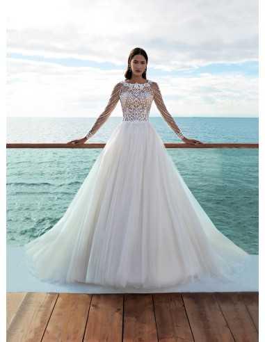 Vestidos de novia 8036 - DEMETRIOS