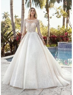 Wedding dress 1057 - DEMETRIOS