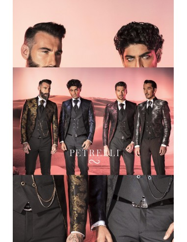 Groom suits 355 - PETRELLI-ITALIA