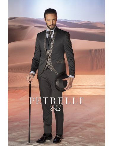 Groom suits 374 - PETRELLI-ITALIA