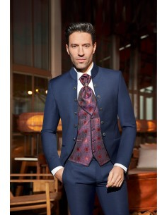 Groom suits Naples bleu-023...