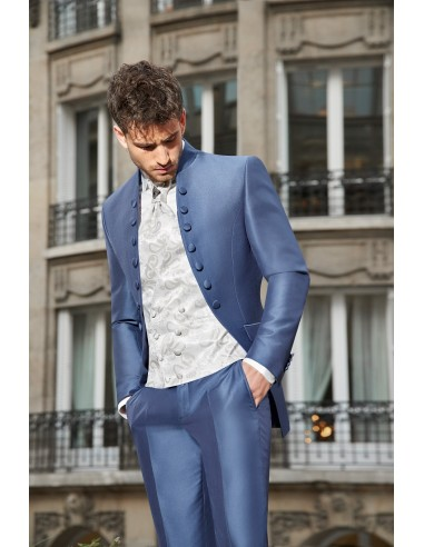 Groom suits Nicosie bleu-009 - ARAX...