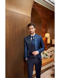 Groom suits Venise bleu-007...