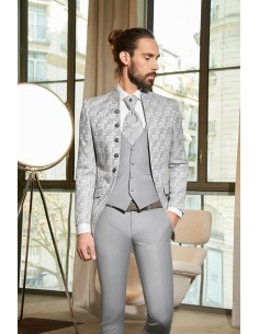Groom suits Venise gris-012...