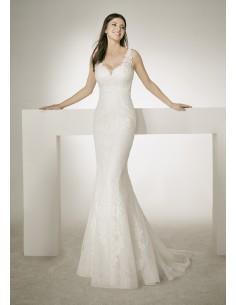 Vestido de novia Chris -...