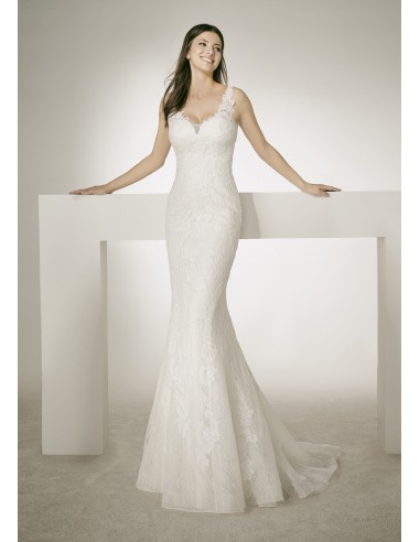 Wedding dress Chris-White one