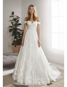 Wedding dress OLIOLA -...