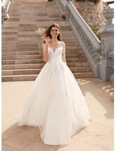 Wedding dress FERIA - WHITE...