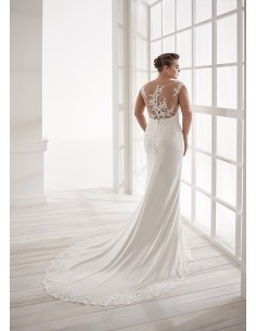 Wedding dress CVA20041 -...