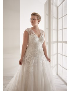 Wedding dress CVA20201 -...