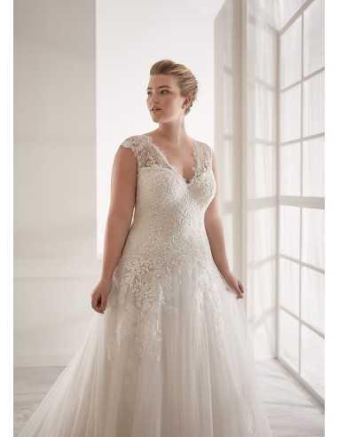 Wedding dress CVA20201 - WHITE ONE PLUSE