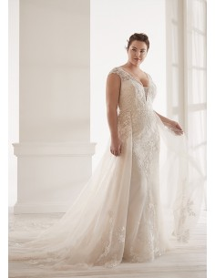 Wedding dress CVA20212 -...