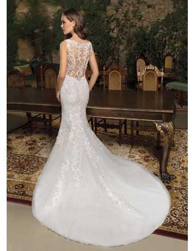 Vestido de novia 7954 - DEMETRIOS