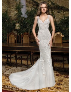 Wedding dress 7954 - DEMETRIOS