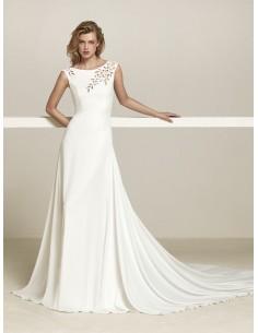 Vestido de novia Dida...