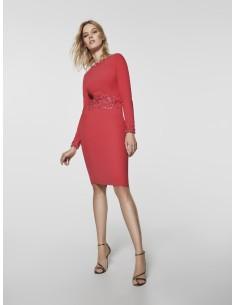 Cocktail dress AGRUNE -...