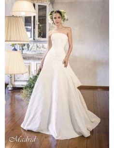 Wedding dress Madrid -...