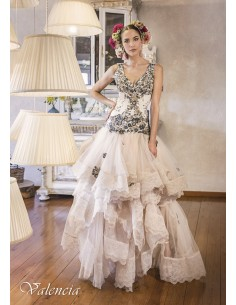 Wedding dress Valencia -...