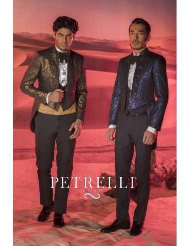 Traje de novio Dorado - PETRELLI-ITALIA