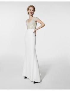 Vestido de novia Ana Vanesa...
