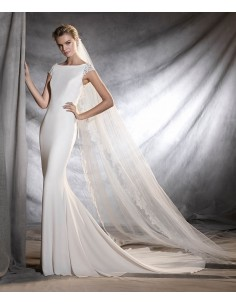 Vestido de novia Merche...