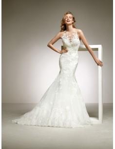 Vestido de novia...