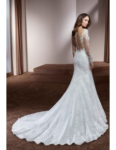 Wedding dress 18201-Divina...