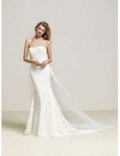 Vestido de novia Fran-Sedka...