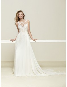 Weddig dress Luba-Sedka novias