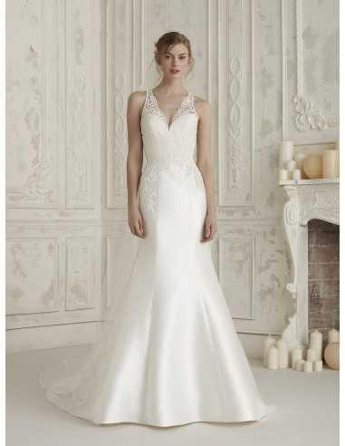 Vestido de novia Elian-Sedka novias