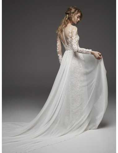 Weddig dress Honor-Sedka novias