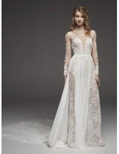 Weddig dress Honor-Sedka...