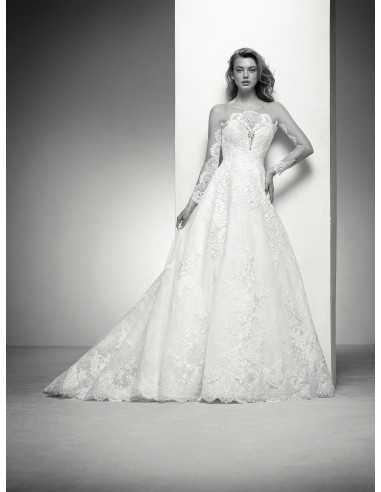 Vestido de novia Indiana-Sedka novias