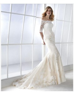 Wedding dress Famosa-Sedka...
