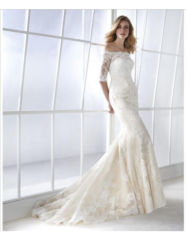 Wedding dress Famosa-Sedka novias