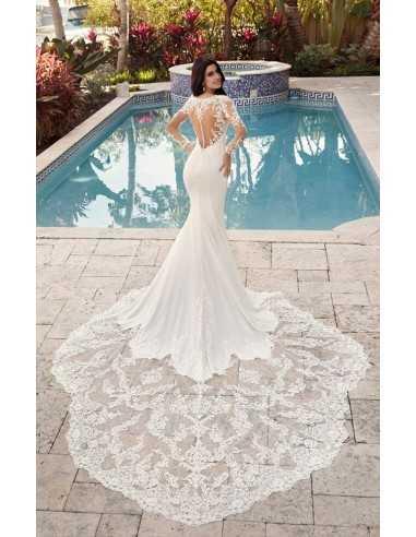 Wedding dress 1016- DEMETRIOS