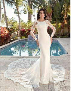 Wedding dress 1016- DEMETRIOS