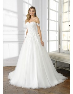 Wedding dress 421003 - Lady...