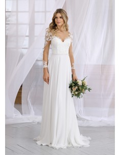 Wedding dress 521028 - Lady...