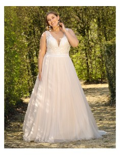 Wedding dress LS220016 -...