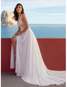 Wedding dress AMA - WHITE ONE