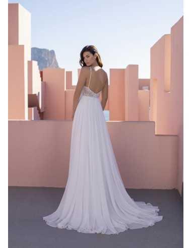 Wedding dress BARBARY - WHITE ONE