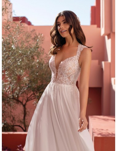 Vestidos de novia BEE - WHITE ONE