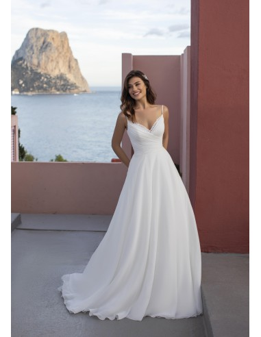 Vestidos de novia BONESET - WHITE ONE